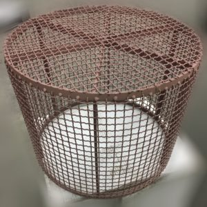 Basket - sprayed with Jacquelyn Coating
